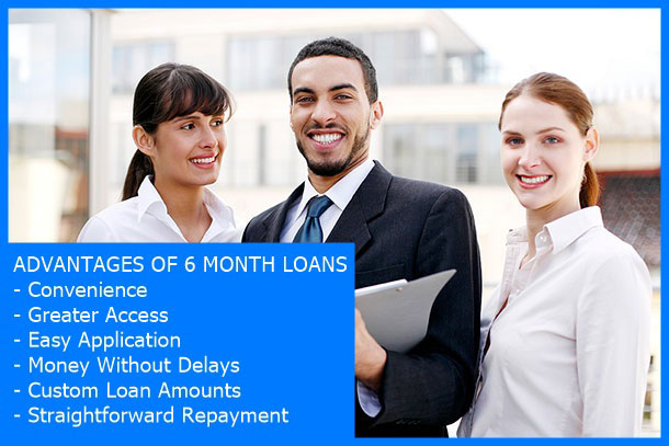 borrow money 6 month loan