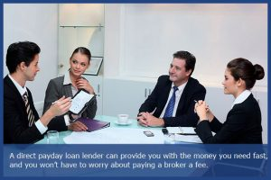 direct payday lender fast money