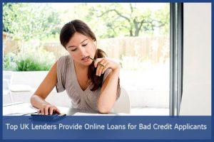 online loan bad credit