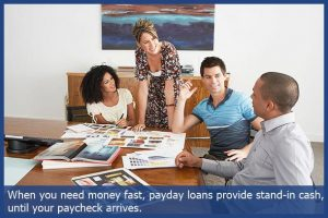 payday lenders no credit check