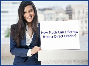 payday loans direct lender only