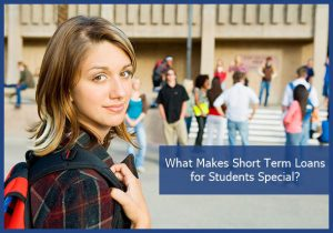 short term loan for students
