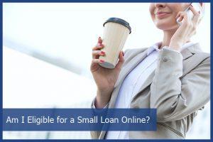 small loans bad credit